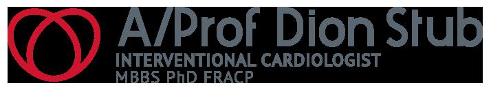 Dr Dion Stub - Interventional Cardiologist